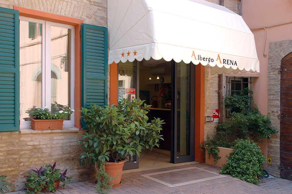 Hotel A Macerata  Stelle